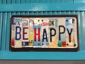 license plates, name plate