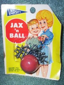 Jacks, jax, old toys